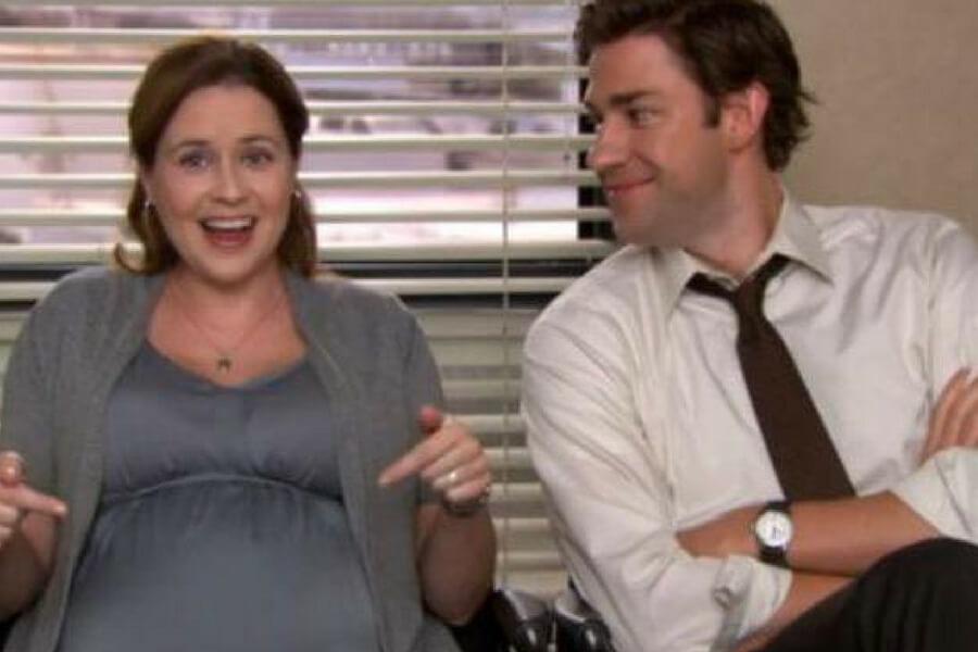 pam beasley pregnant (1).jpg