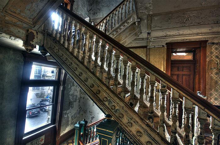 Ohio State Reformatory – Mansfield, Ohio